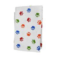 Paws in The Kitchen - Paws Galore䋢 Cotton Kitchen Towels (Set of 2)