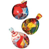 Swirls of Relaxation - Isoflex Swirled-Color Bead-Filled Stress and Squeeze Ball