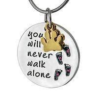 Stalwart Companions - You Will Never Walk Alone Animal Companion Necklace