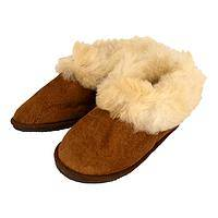 The Luxe of Fluff - Fluffy Peruvian Sheepskin and Alpaca Wool Slippers