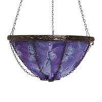 Magic Alights - Dragonfly Collapsible Nylon Hanging Garden Basket