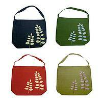 Turning a New Leaf - 100% Cotton Fair Trade Bag