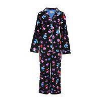 Paw Print Jammies - Flannel Pajama Set