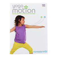 Little Bodies in Motion - Yoga Motion Kids' Exercise DVD with 10 Routines