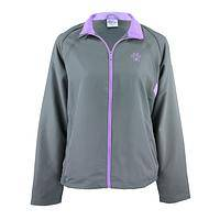 Pawfect PURPLE - Lightweight jacket with purple paw heart for animal welfare