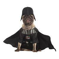 May The Cute Force Be With You - Complete Star Wars Darth Vader Dog Costume
