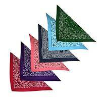 Favorite Tradition - Classic Paisley Bandana Designed For Canine Companions