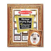 Whimsical Art Gallery - Picture Frame Pad w/48 Sheets of Premium Paper