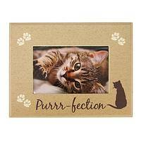 Feline Reflections - Cat-Themed Photo Frame Embodies Purrr-fection