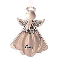 Angel for a CURE! - Beautiful heaven-sent ornament of support for diabetes cure