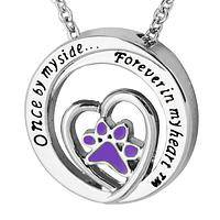 Pawfectly Unforgettable - Remember your beloved pooch with pawfect necklace