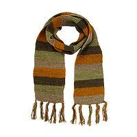Veg-Out Scarf - Coolest Hipster Hand Knitted Scarf