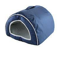 My Comfy Cat Cabana - Comfortable Jackson Galaxy Cat Shelter with Open Back