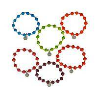 Joyful Beads - Vivid Handcrafted Ugandan Stretch Bracelet