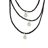 Made by Survivors - Women's Rights Sterling Handmade Lotus India Necklace