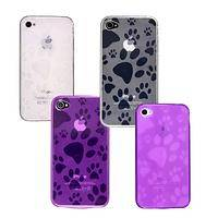 Protective Paws - Acrylic iPhone Case with Exclusive Paws Galore Design