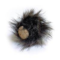 The Mighty Hunter - Cork and Faux Fur Cat Chase Toy