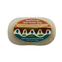 Refreshingly Incredible - Shea Butter BeadforLife Handmade Upliftingly Scented Soap