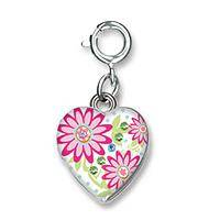 Floral Fantasy - Touch of Spring Floral Locket CHARM IT! Charm