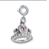 Princess Dazzle - CHARM IT! Sparkling Three-Dimensional Tiara Charm