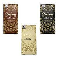 A Taste of Heaven - Divine Chocolate Fair Trade Gourmet Chocolate Bar