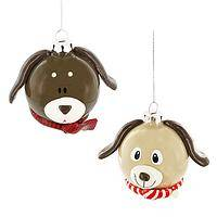 Holiday Doggy Ornaments - Get Cozy With These Fun Holiday Doggy Style Ornaments