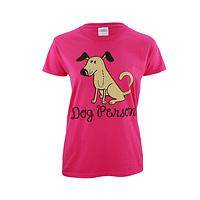 True Identity - Say You're A Dog Person with Fun Comfy Tee