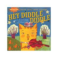 Indestructibles: Hey, Diddle Diddle Baby-Proof Book