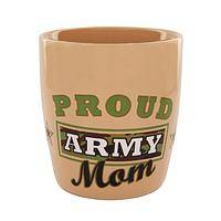 Mother's Joy - Porcelain Army Mom Mug
