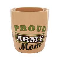 Mother's Joy - Porcelain Army Mom Mug