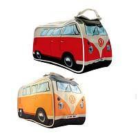 Nostalgic Bus - Fun Toiletries Bag in The Shape of a Classic VW Camper Van