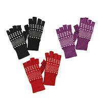 Warm Up - Cozy Alpaca-blend Fingerless Gloves