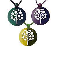 Nature Alive - Tree of Life Gourd Pendant Necklace