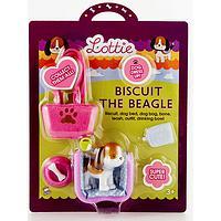 Lottie Biscuit the Beagle Dog Set