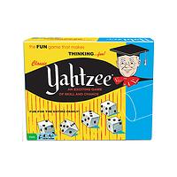 Classic Yahtzee Dice Game