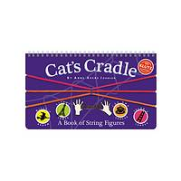 Klutz Book Cat's Cradle Crafts - 36-Page Spiral-Bound Book of String Figures from Klutz