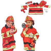 Fire Chief Dressup Outfit