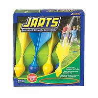 Jarts Lawn Darts - Round Tips - Everyone's Favorite Lawn Game - New and Improved
