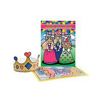 Picture Me Princess   - Do-A-Dot Creative Activity Book