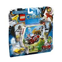 LEGO Legends of Chima Chi Battles Speedorz Starter Set 70113
