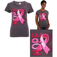 Hope Pink Ribbon Tee