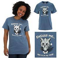 Excuse Me Cat T-Shirt