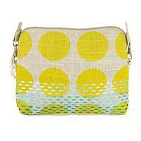 Fresh Style! - CraftBeauty Handmade Go-Anywhere Upbeat Dots Shoulder Bag