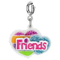CHARM IT!® Friends Heart Charm