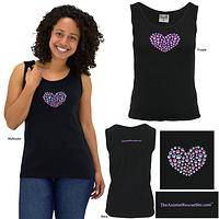 Heart of Paws Tank Top