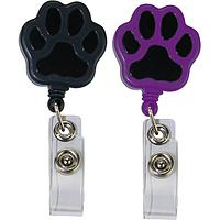 Classic Paw Retractable Lanyard