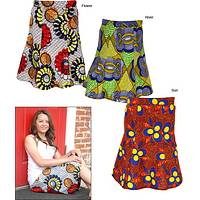 Congo Solidarity Skirt