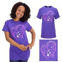 A Paw Comforts the Soul T-Shirt