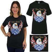 Free Spirit Eagle T-Shirt