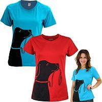 Labrador Scoop Neck Tee
